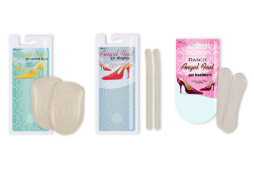 Dasco Angel Feet Gel Insoles For High Heels And Sandals