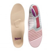 Insoles for Supination