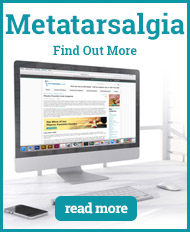 Learn More About Metatarsalgia