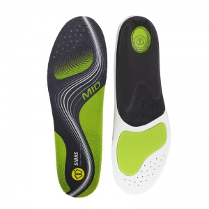 Sidas 3Feet Activ Insoles for Medium Arches