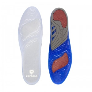 Sof Sole Gel Active Insoles for Men