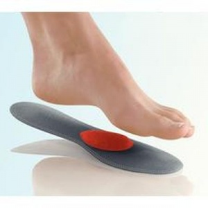 Hallufix Splayfoot Insoles with Mobile Pelotte