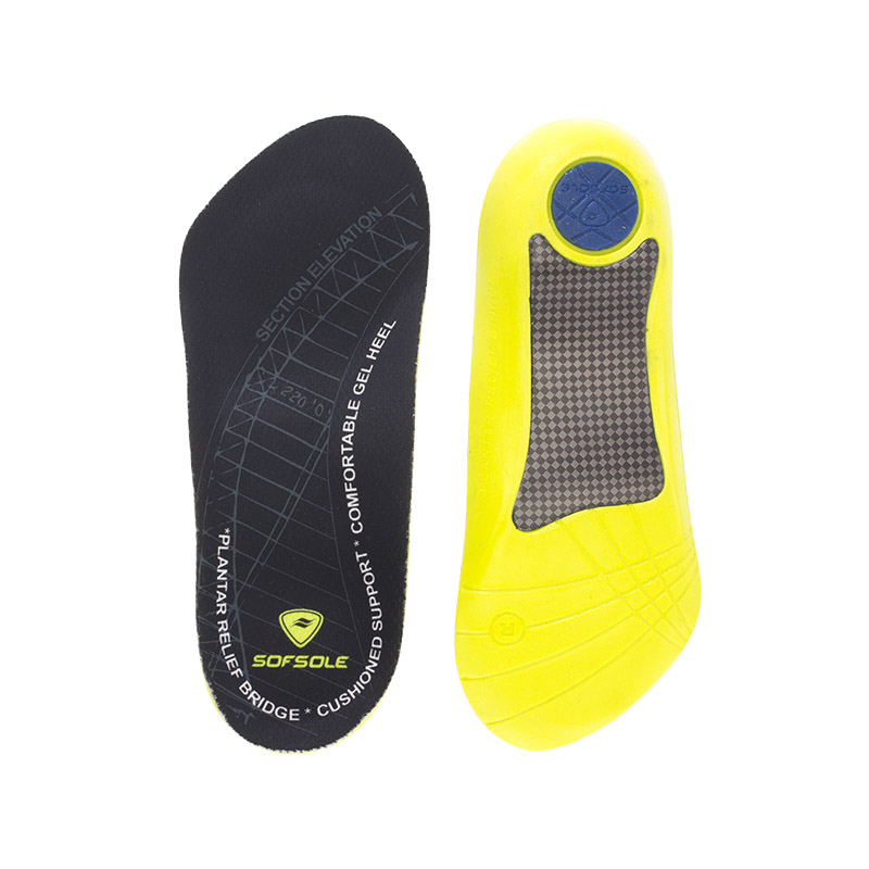 Gel Insoles for Plantar Fasciitis