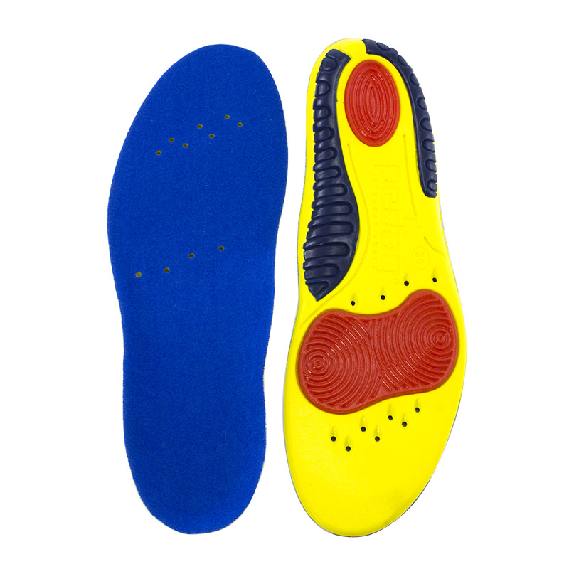 Pedag PERFORMANCE - Insole - blue
