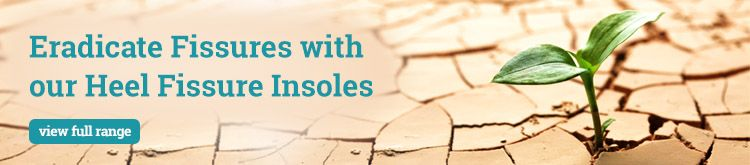 Visit our Heel Fissures Category to See More Insoles for Heel Fissures