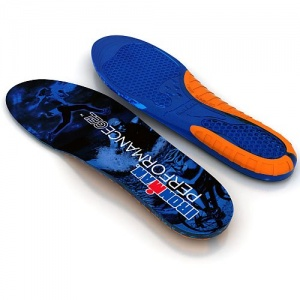 Spenco Ironman Performance Gel Trimmable Insoles