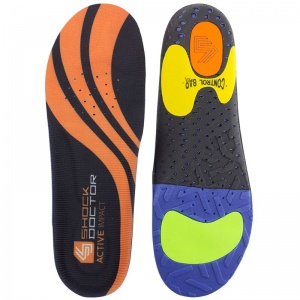 Shock Doctor Active Impact Insoles