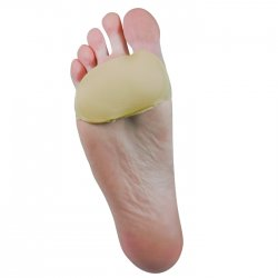 Silipos Slim Gel-Fit Metatarsal Ball of Foot Pad