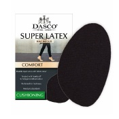 Dasco Ladies' Super Latex Fashion Insoles