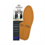 Dasco Men's Fine Leather Insoles