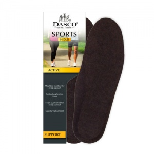 Dasco Moulded Sports Footbeds