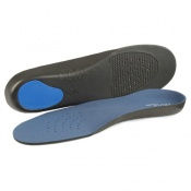 Pro11 Comfort Orthotic Insoles with Heel Pad and Arch Support
