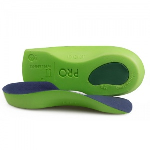 Pro11 Slim Fit 3/4 Plantar Series Orthotic Insoles