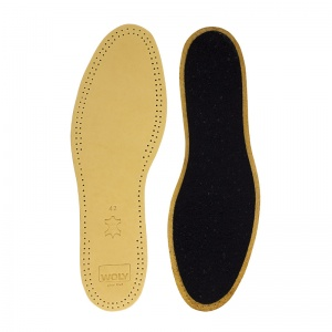 Woly Comfort Natural Leather Insoles