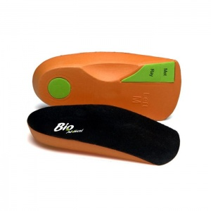 Langer Bio Advanced High Density 3/4 Length Insoles