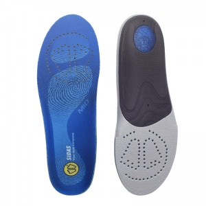 Sidas 3Feet Everyday Insoles for Medium Arches