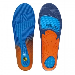 Sidas F-Essentials Cushioning Gel 3D Insoles