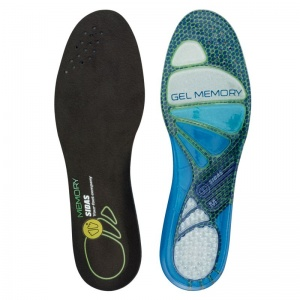 Sidas F-Essentials Cushioning Gel Memory Insoles