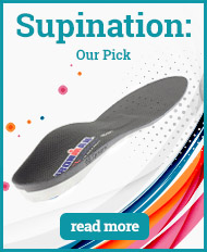 Our Pick of Insoles for Supination