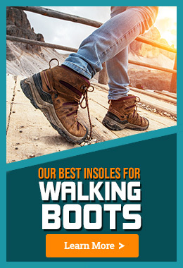 Keep Your Feet Comfortable On Long Walks and Hikes
