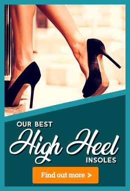 Insoles to Make High Heels More Comfortable