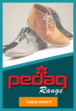 Learn About the Pedag Range of Insoles and Inserts