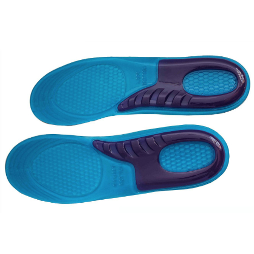 Pro11 Massaging Gel Insoles for Walking, Hiking and Running