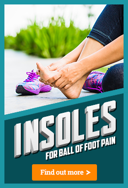 Our Best Insoles for Ball of Foot Pain
