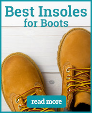 Best insoles for boots