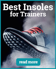 Best insoles for trainers and running shoes