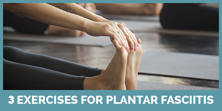 See the best exercises to stop plantar fasciitis