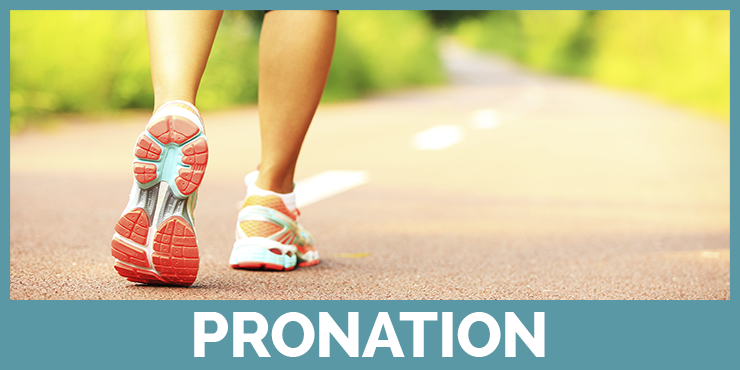 Click here to see our guides to Pronation