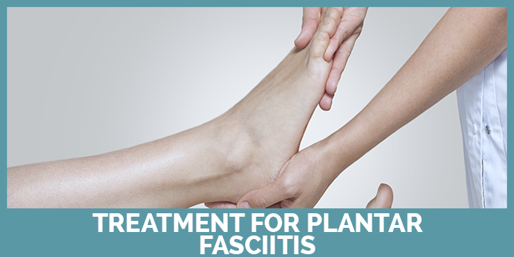 Learn about how to treat plantar fasciitis
