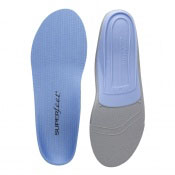 Insoles for Overlapping Toes