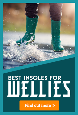 Insoles for Wellies
