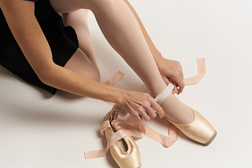 Dancing Requires Thin Insoles