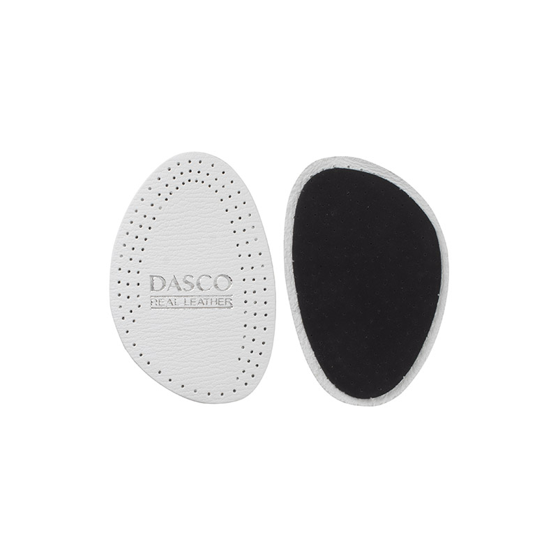 Dasco Ladies' White Fine Leather Insoles