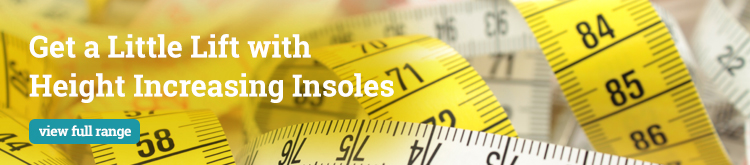 Visit our Height Increasing Category to See More Insoles for Height Increasing