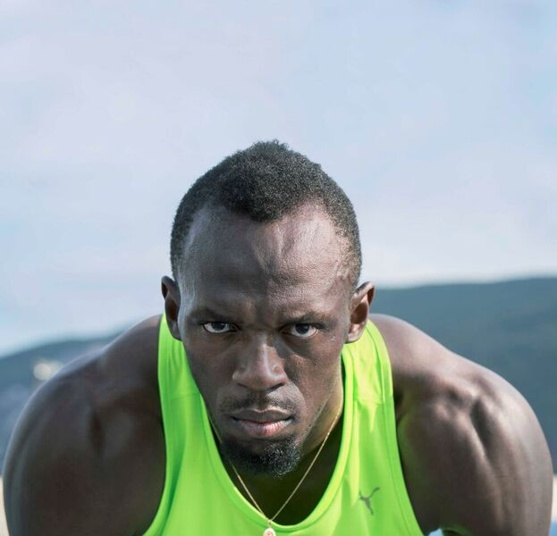 Enertor Insoles are Worn and Endorsed by Usain Bolt