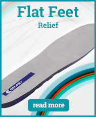 See Our Pick for Flat Feet