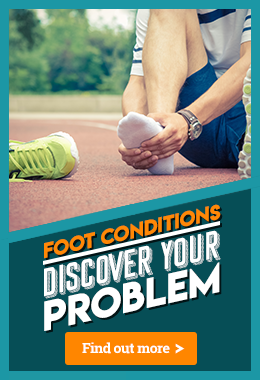 Find Your Foot Condition