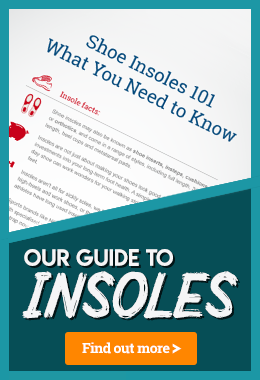 Our Guide to Insoles