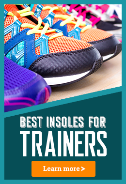 Our Top 5 Insoles for Trainers