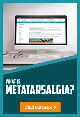 Learn about metatarsalgia