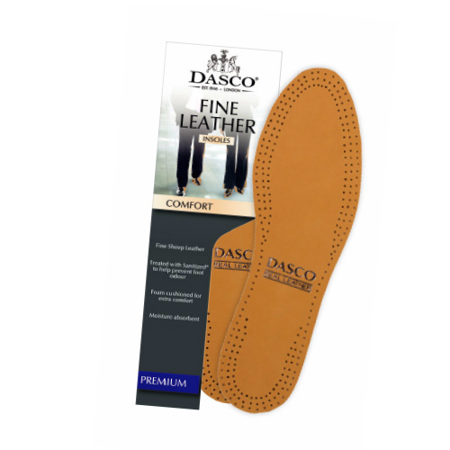 Dasco Fine-Quality Leather Insoles