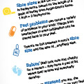 Fascinating Foot Facts Infographic