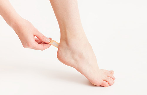 Learn How To Treat and Prevent Blisters