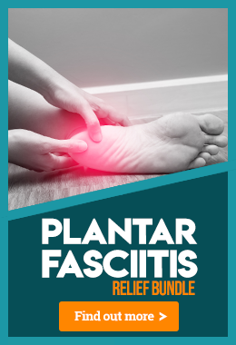 The Ultimate Treatment Pack for Plantar Fasciitis Relief