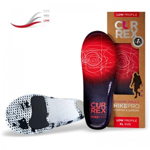 CurrexSole HikePro Low Profile Dynamic Insoles