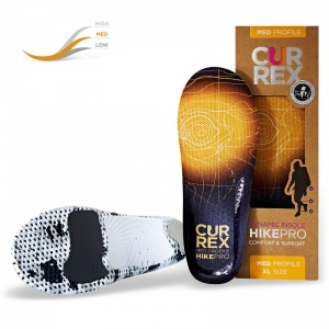CurrexSole HikePro Medium Profile Dynamic Insoles